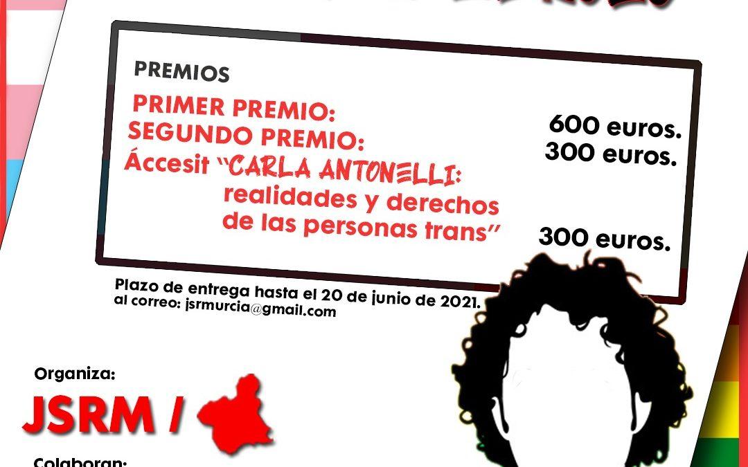 """Concurso de Relatos Cortos sobre realidades LGTBI """"PEDRO ZEROLO"""""""